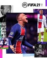 FIFA 21cover