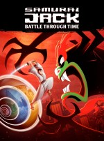 Samurai Jack: Battle Through Timecover