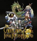 Collection Of SaGa Final Fantasy Legendcover