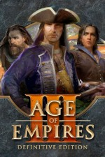 Age of Empires III: Definitive Editioncover