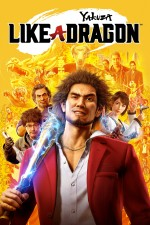 Yakuza: Like A Dragoncover