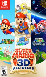 Super Mario 3D All-Starscover