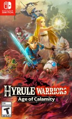 Hyrule Warriors: Age of Calamitycover