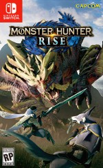 Monster Hunter Risecover