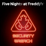 Five Nights at Freddy's: Security Breachcover