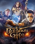 Baldur's Gate IIIcover