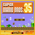Super Mario Bros. 35cover