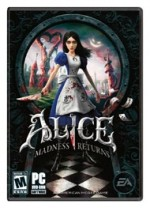 Alice: Madness Returns cover