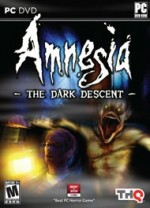 Amnesia: The Dark Descent cover