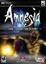 Amnesia: The Dark Descentcover