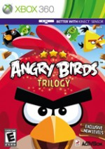 Angry Birds Trilogy cover