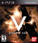 Armored Core V cover