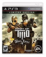 Army of Two: The Devil's Cartel cover