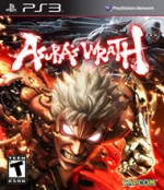 Asura's Wrath cover