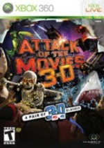 Attack of the Movies 3D cover