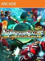 Awesomenauts cover