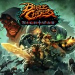 Battle Chasers: Nightwarcover