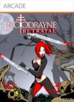 BloodRayne: Betrayal cover