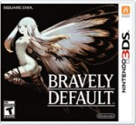 Bravely Default cover