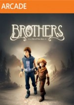 Brothers - A Tale of Two Sons cover