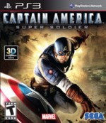 Captain America: Super Soldier cover