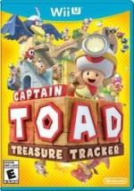 Captain Toad: Treasure Tracker (2014) cover