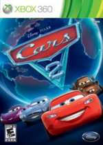 Cars 2: The Video Game cover