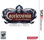 Castlevania: Lords of Shadow - Mirror of Fate cover