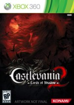Castlevania: Lords of Shadow 2cover