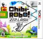 Chibi-Robo! Zip Lash cover