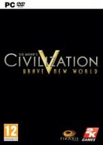 Civilization V: Brave New World cover