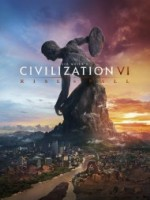 Civilization VI: Rise and Fall cover