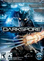 Darkspore cover