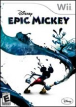 Disney Epic Mickeycover