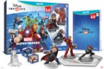 Disney Infinity: Marvel Super Heroescover