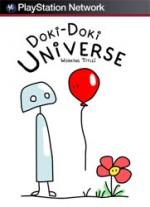 Doki-Doki Universe cover