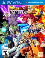 Dragon Ball Z: Battle of Z cover