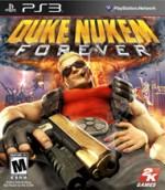 Duke Nukem Forevercover