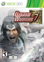 Dynasty Warriors 7 cover