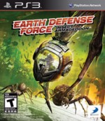 Earth Defense Force: Insect Armageddon cover