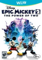 Epic Mickey 2: The Power of Twocover