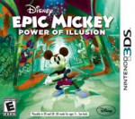 Epic Mickey: Power of Illusion cover