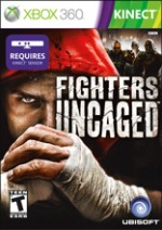 Fighters Uncaged cover