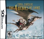 Final Fantasy: The 4 Heroes of Light cover