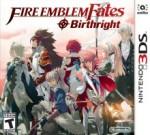 Fire Emblem Fates: Birthright cover
