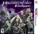 Fire Emblem Fates: Conquest cover