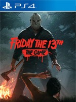Friday the 13th: The Gamecover