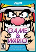 Game & Wario cover