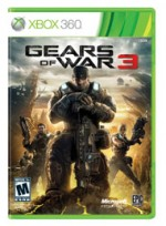 Gears of War 3cover