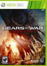Gears of War: Judgmentcover